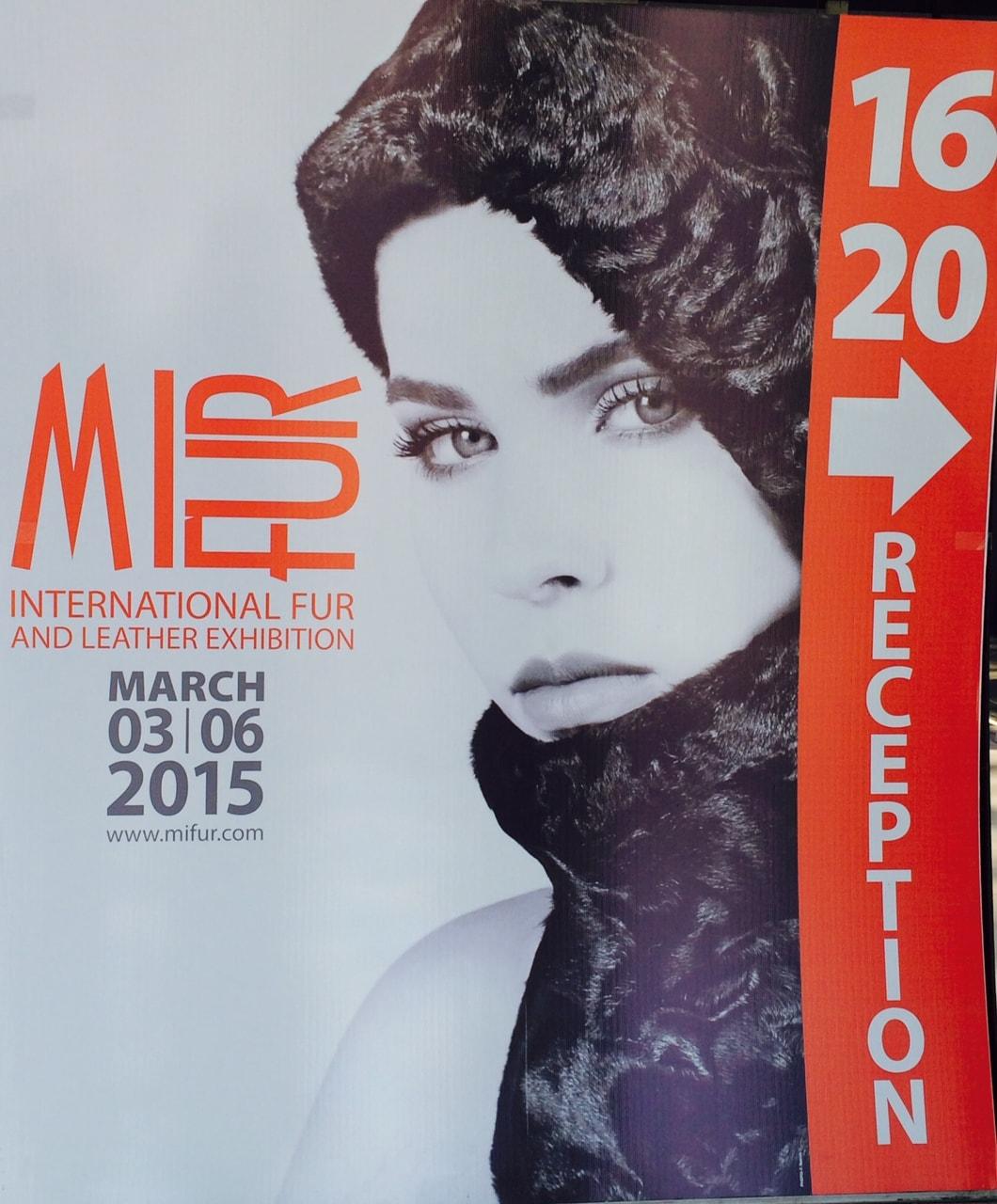 Выставка MIFUR