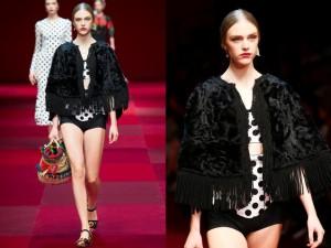Коллекция Dolce Gabbana весна-лето 2015