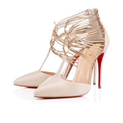 Женская обувь Christian Louboutin коллекция весна-лето 2015