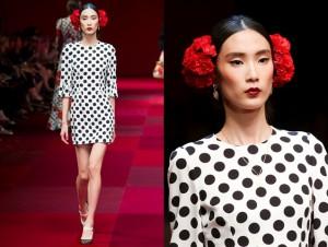 Dolce Gabbana весна-лето 2015