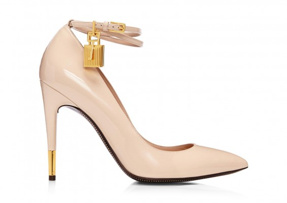 Женская обувь Tom Ford коллекция весна-лето 2015