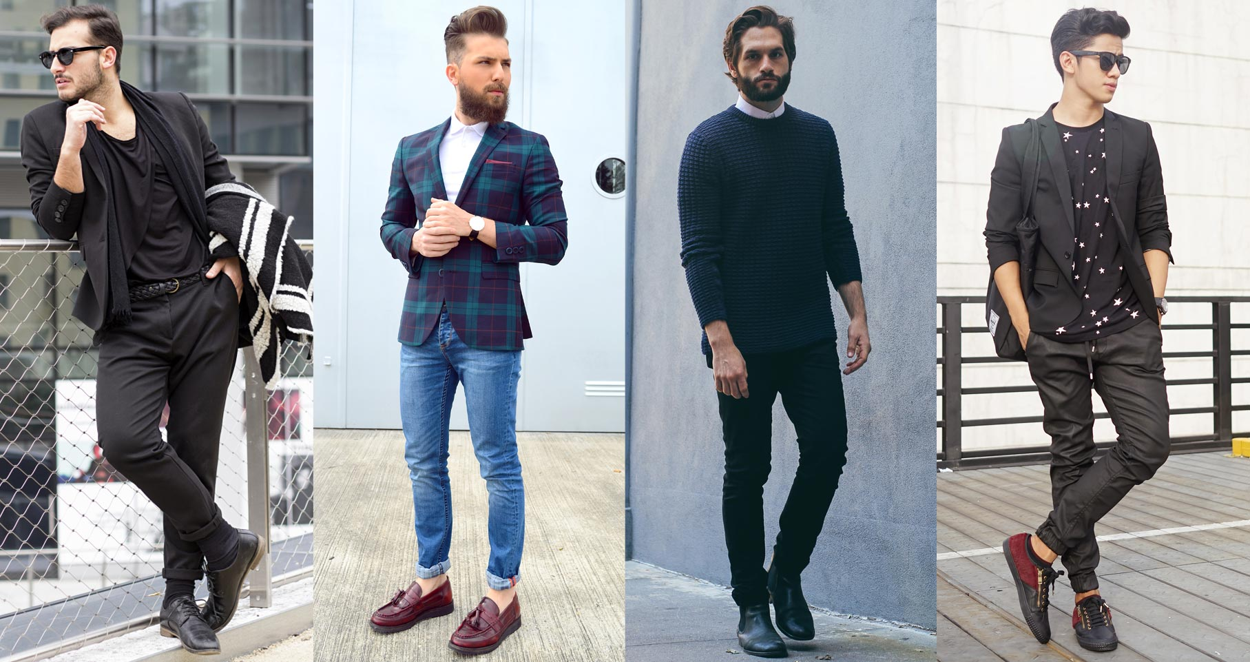 smart casual men