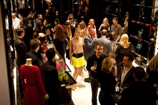 Fashion Party после модного показа
