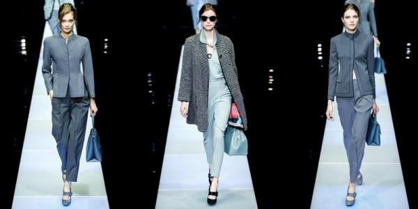 женская деловая одежда armani 2016