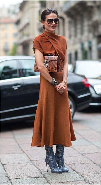фото шопинг милан стилист