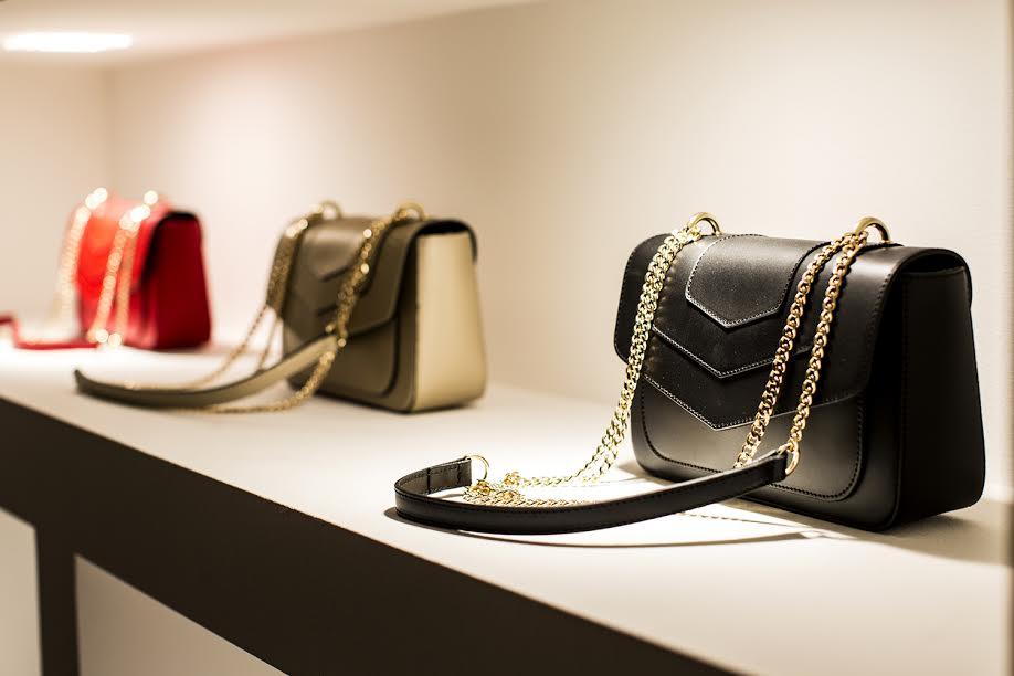 Итальянский бренд кожаных сумок Rosa Lou