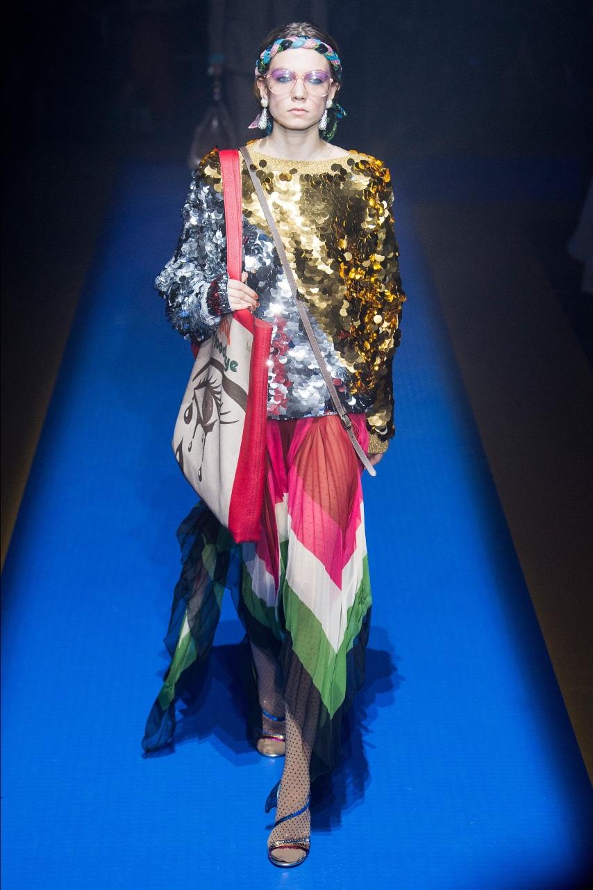 Женская мода Модные тенденции в 70