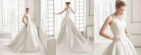 edfefcd8d04 Свадебная мода 2016 — бантики на платье