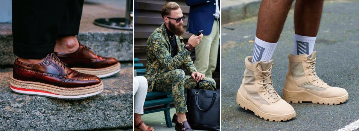 Мужская обувь 2017 настолько разнообразна и многолика, что каждый мужчина  сможет найти для себя именно ту модель, которая не просто подарит ему  комфорт, ... b43f48c5bbd