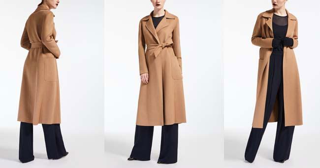 Пальто классическое Max Mara 2018