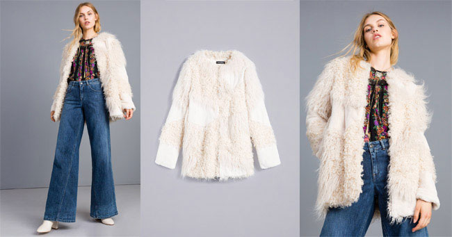 Пальто зима 2018 Twinset