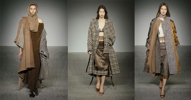 Пальто модные осень-зима 2018 Erika Cavallini